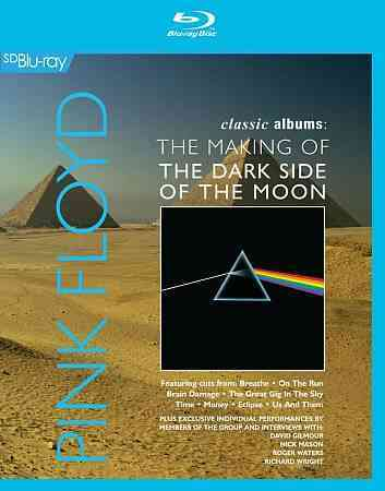 CLASSIC ALBUMS:MAKING OF THE DARK SID BY PINK FLOYD (Blu-Ray)