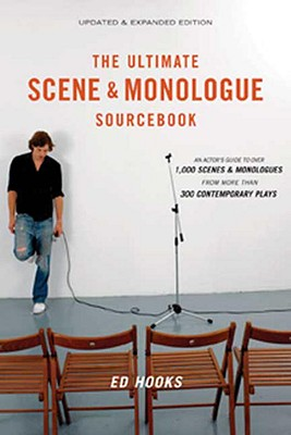 The Ultimate Scene & Monologue Sourcebook By Hooks, Ed