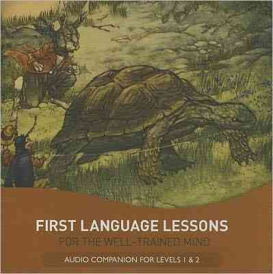 [CD] First Language Lessons for the Well-Trained Mind By Wise, Jessie/ Russo, Mark (NRT)/ Smith, Mike (ART)